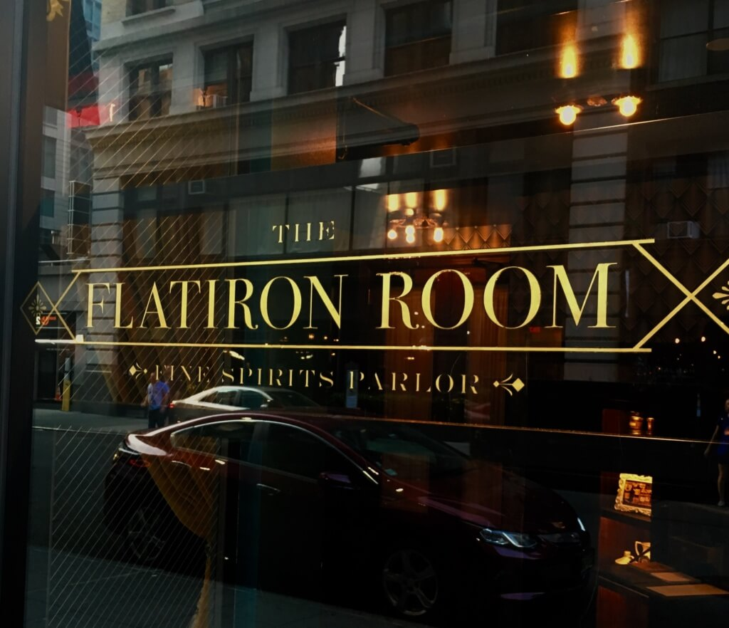 The Flatiron Room