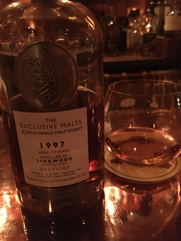 Linkwood 18 Year Exclusive Malts