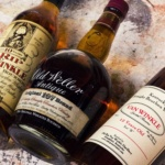 Old Rip Van Winkle 10, Lot B, and Weller Antique