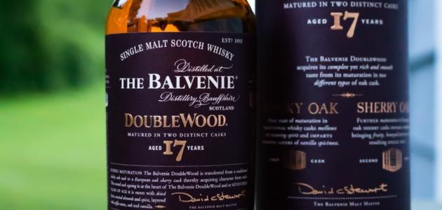 Balvenie 17 Year Doublewood