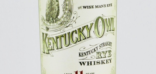 Kentucky Owl Rye Batch 1