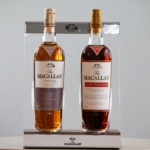 Macallan Cask Strength and 17 year
