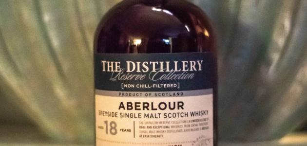 Aberlour 18 Single Cask