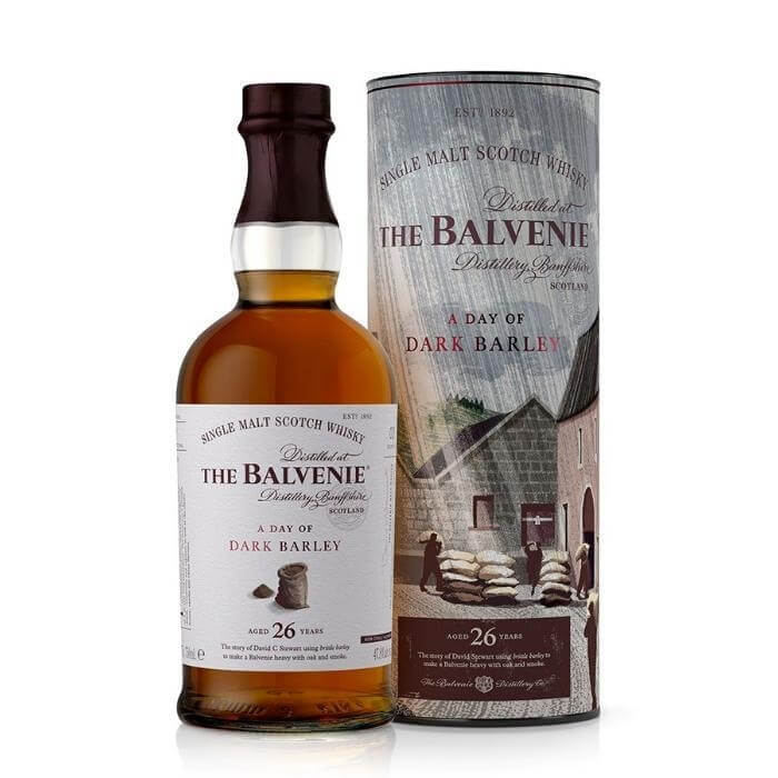 The Balvenie Stories Range: A Day of Dark Barley