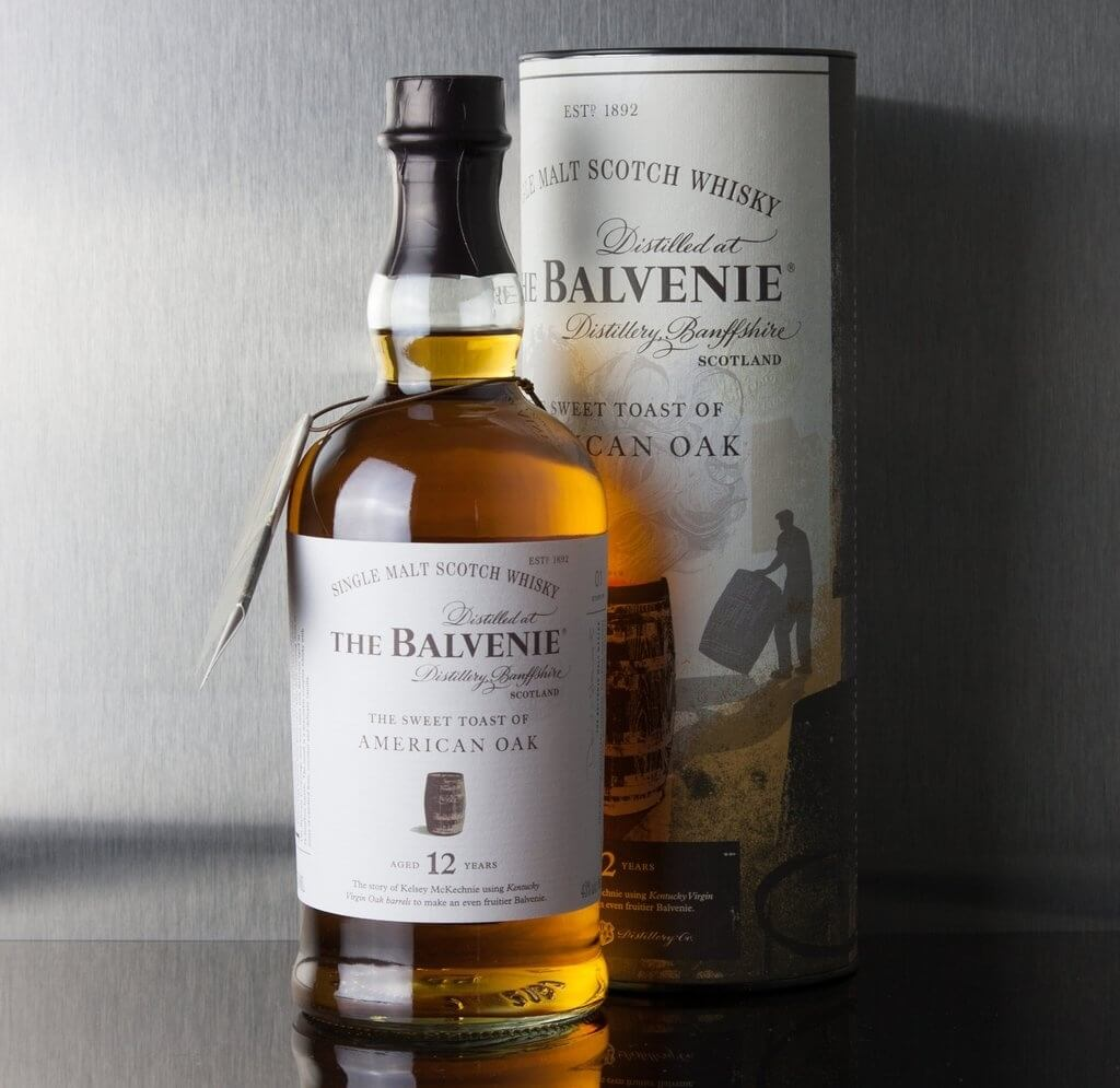 The Balvenie Stories Range: A Sweet Toast of American Oak