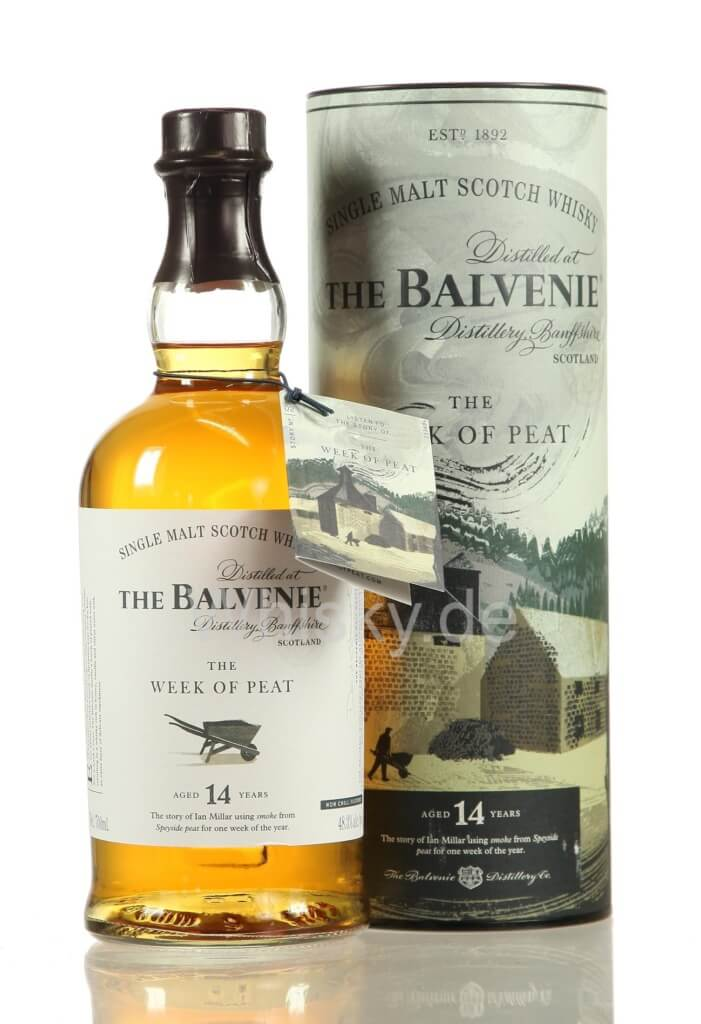 The Balvenie Stories Range: The Week of Peat