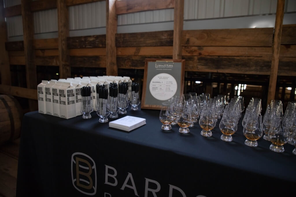 Bardstown Bourbon Company Barrel Pick