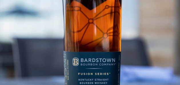 Bardstown Bourbon Company Fusion bottle outside