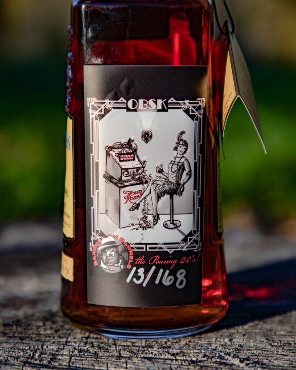 """Four Roses """"The Pouring 20s"""""""