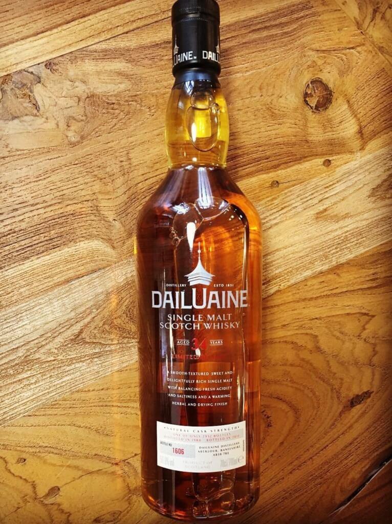 Dailuaine 34 year